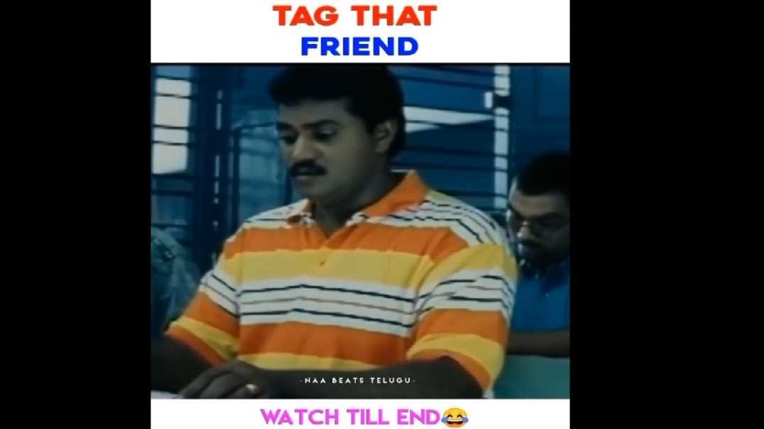 Exam Hall Funny WhatsApp Status Video Download | Sunil Comedy WhatsApp Status Video Download