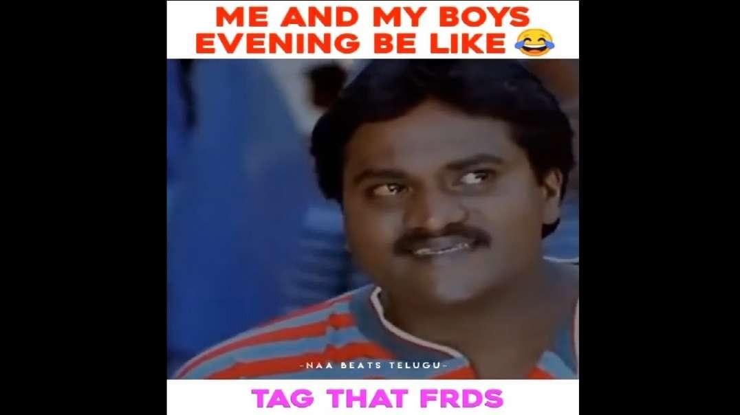Me and My Friends WhatsApp Status | Friends WhatsApp Status | Sunil Comedy WhatsApp Status Video