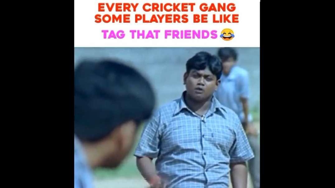 Friends Funny WhatsApp Status Video | Telugu Comedy WhatsApp Status | Cricket WhatsApp Status