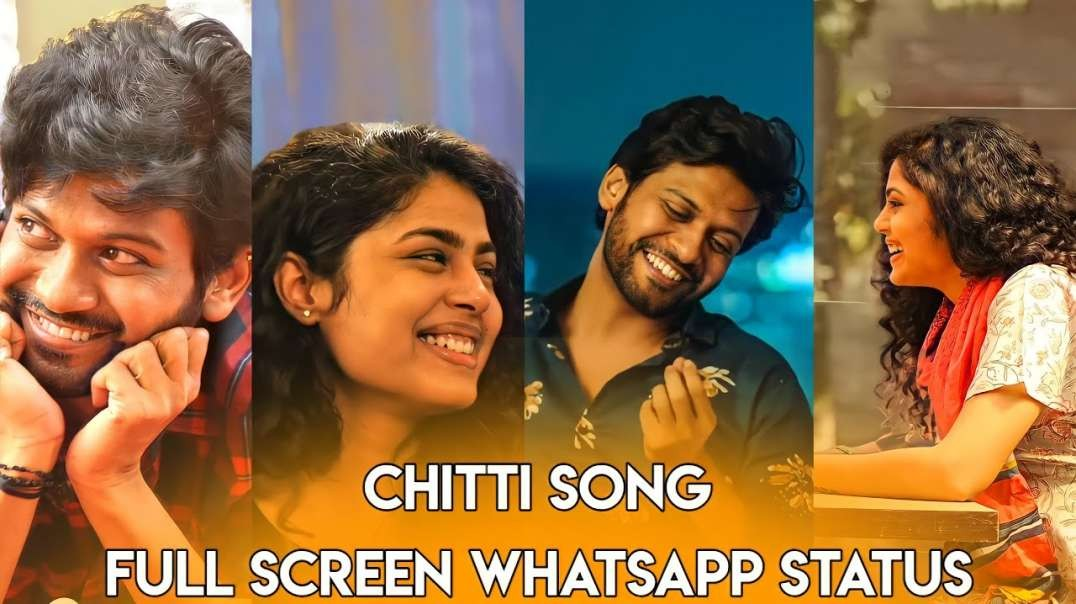 Chitti Song WhatsApp Status Video Download | Love Status | Jathi Ratnalu WhatsApp Status Video