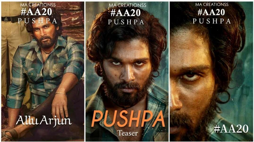 Pushpa Movie WhatsApp Status Video Download | Pushpa Allu Arjun Status Video Download | Telugu Statu